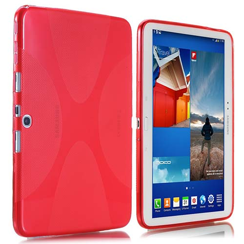 X-Line TPU Cover Case for Samsung Galaxy Tab 3 10.1 inch Android Tablet